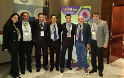 Dr. Eduardo participou do ICOS SOUTH 2016