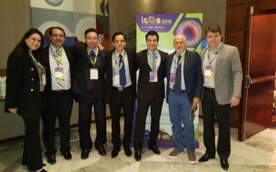 Dr. Eduardo participou do ICOS SOUTH 2016