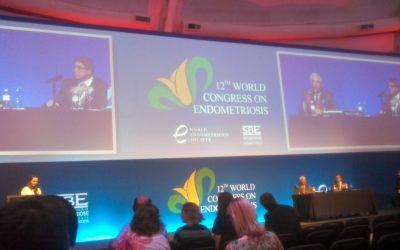 Dr. Eduardo no Congresso Mundial de Endometriose