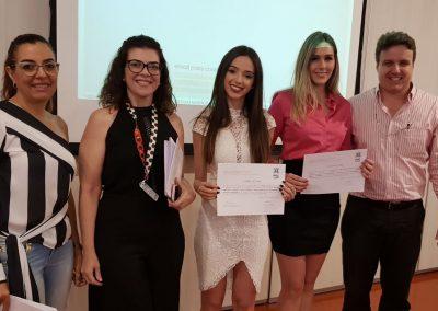 Embriologista Jane, Dra. Fernanda Rassi, Dra. Melissa, Dra. Mayana e Dr. Eduardo Camelo de Castro